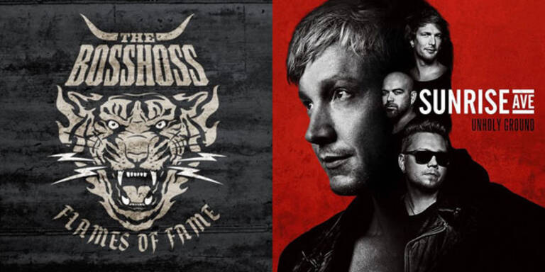 """The Voice"" pusht Juroren-Bands"