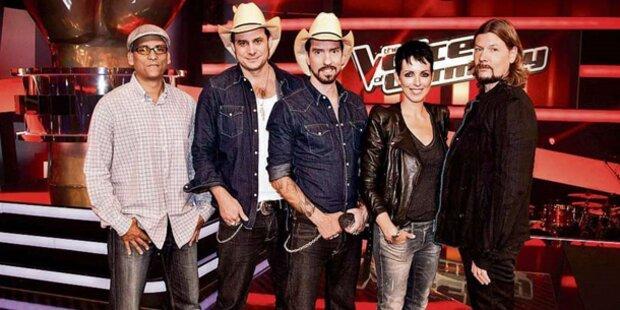 The Voice: Live -Shows starten mit Änderungen