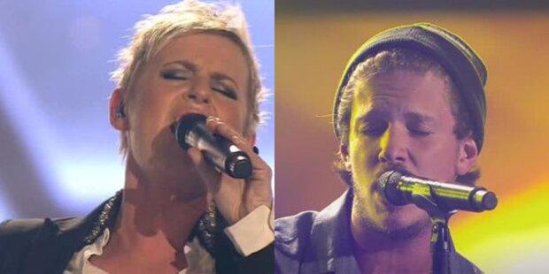 The Voice: Brigitte und Jesper sind weiter