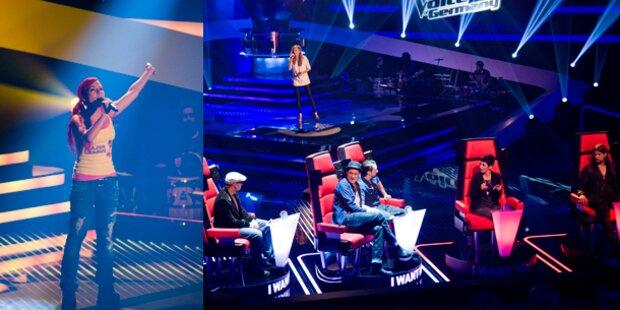 """Drei Österreicher bei """"The Voice"""" weiter"""