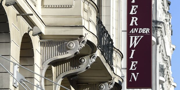 Hamlet-Oper an der Wien