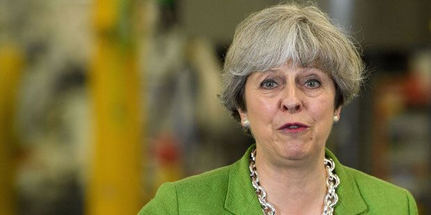 Nach Wahlbeben: Theresa May vor Rücktritt?