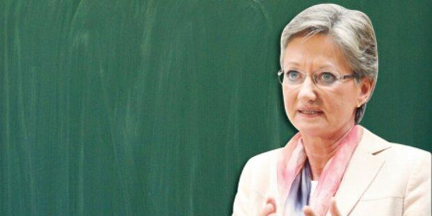 57 Prozent wollen Lehrer beim Bund
