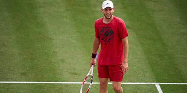 Thiem wäre in Wimbledon als Nummer 4 gesetzt