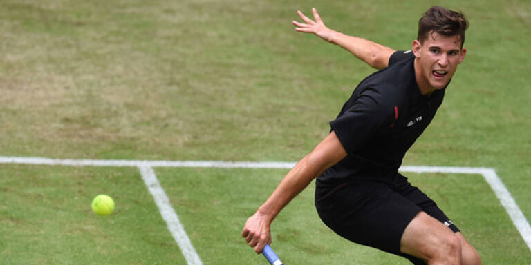 Thiem in Wimbledon als Nummer 8 gesetzt