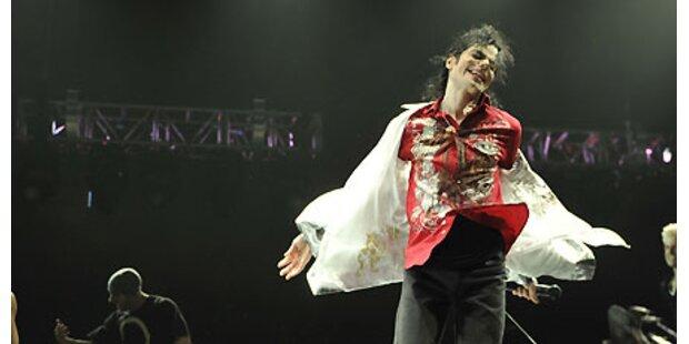 Michael Jacksons letzter Triumph