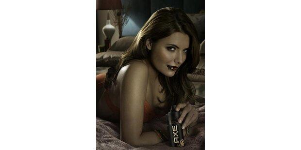 So sexy wirbt Sophia Thomalla für AXE