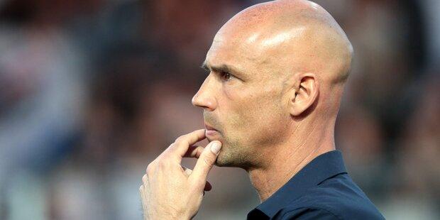 Thomas Letsch bleibt Austria-Trainer