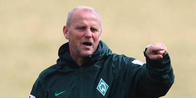 Bremen feuert Trainer Kohfeldt - Schaaf übernimmt