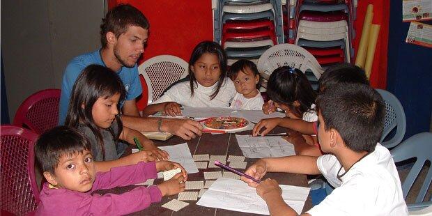 Als Freiwilliger die Welt entdecken