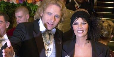 Thomas Gottschalk und Thea am Wiener Opernball