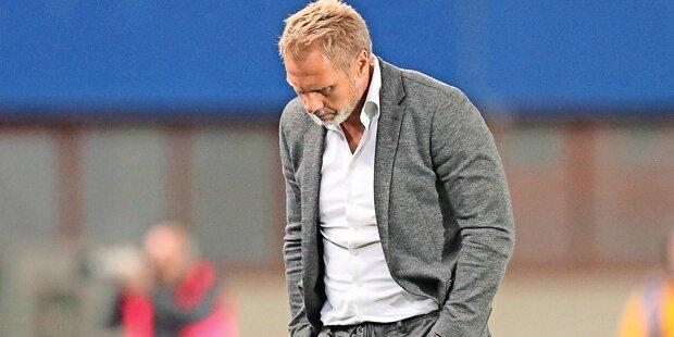 Austria: Wirbel um Coach Fink
