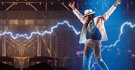 """""""Thriller – live"""" - Jacko hätte Spaß"""