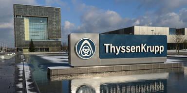 Strafen gegen ThyssenKrupp-Manager bestätigt