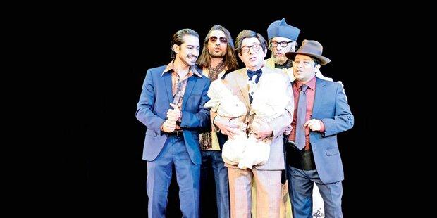 Mafia-Musical mit vielen Italo-Welthits