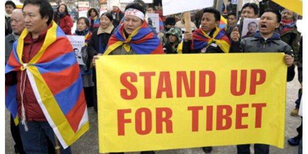 Redefreiheit in Tibet unterdrückt