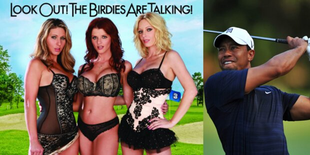 Tiger Woods: Ex-Geliebte produzieren Porno