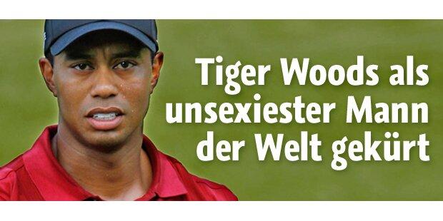 Tiger Woods ist der