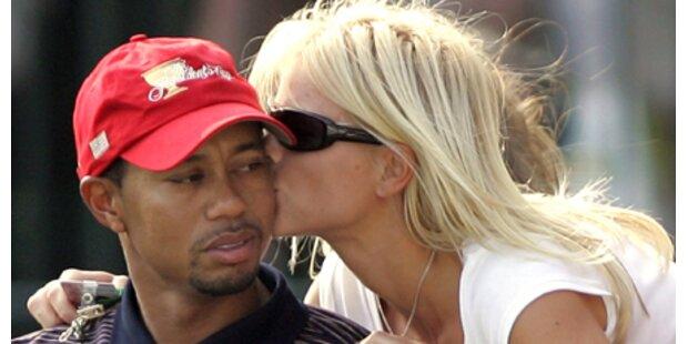 So hat sie Tiger Woods überführt