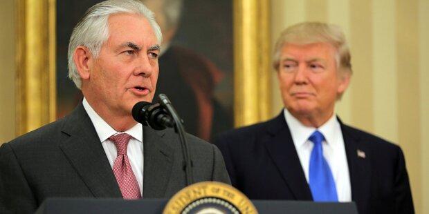Anti-IS-Koalition tagt erstmals unter Trump