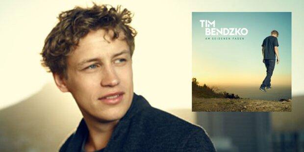Tim Bendzko hängt