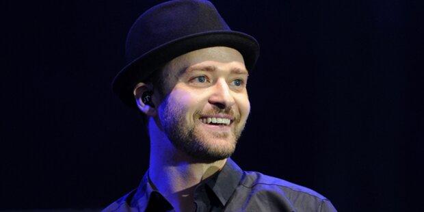 Justin Timberlake ist kein Spielertyp