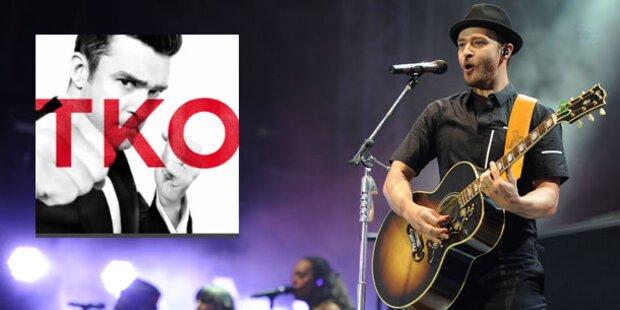 Timberlake präsentiert neue Single