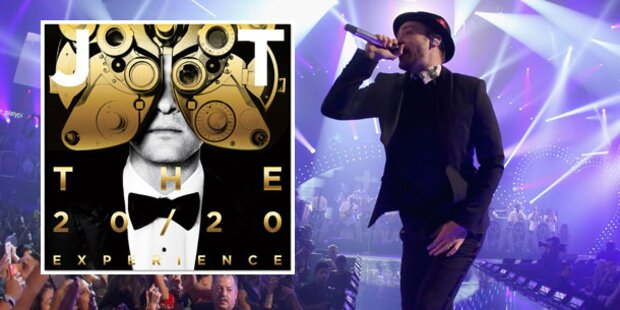 Justin Timberlake legt neues Album nach