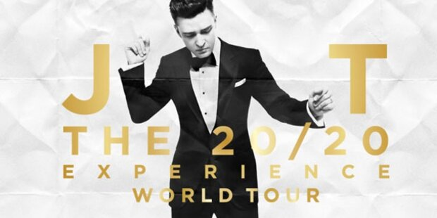 Justin Timberlake nimmt Kurs auf Wien