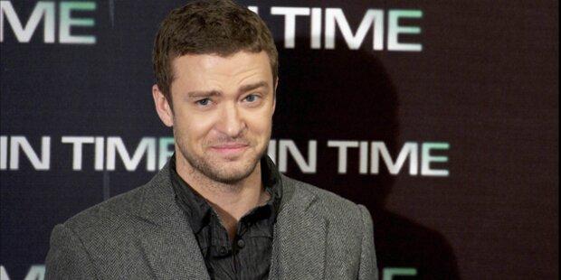 Justin Timberlake bereit für neue Musik