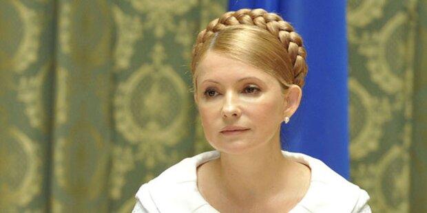 Timoschenko: Ärzte schlagen Alarm