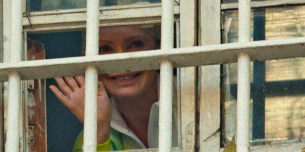Kommt Timoschenko bald in Berliner Spital?