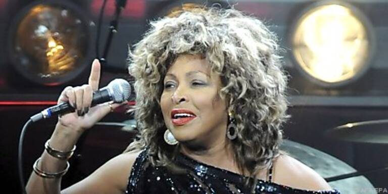 Tina Turner ist immer noch gut in Form