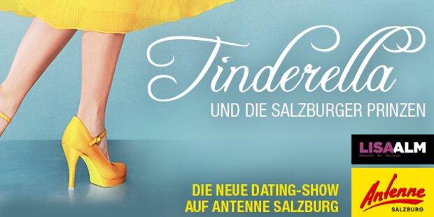 Tinderella und die Salzburger Prinzen
