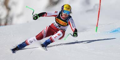 ÖSV-Dame Tamra Tippler holte als beste Österreicherin nur Platz 7