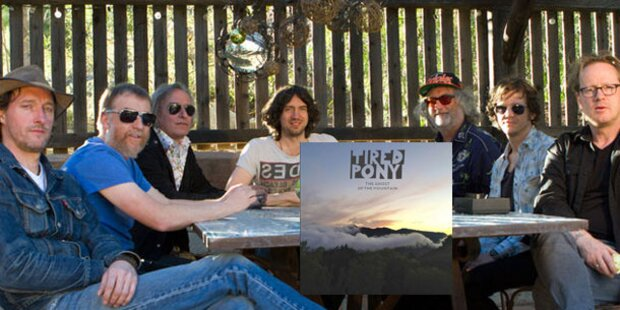 Tired Pony erwacht mit neuem Album