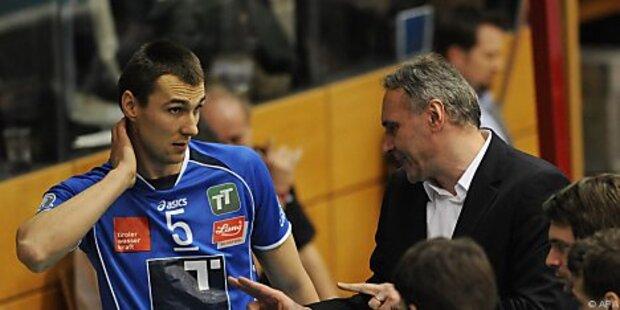 Tirol-Coach Chrtiansky nach Sieg:
