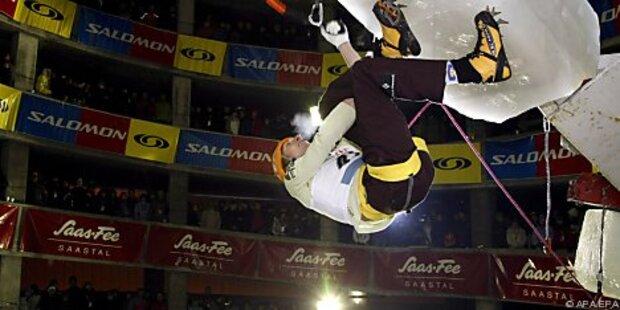 Eiskletter-Weltmeister Bendler Gesamtweltcupsieger