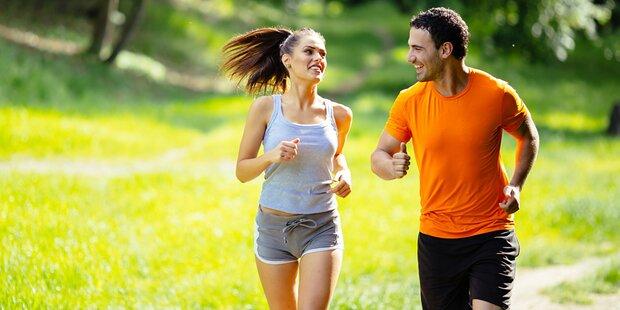 Gesundes Jogging ist kein Selbstläufer