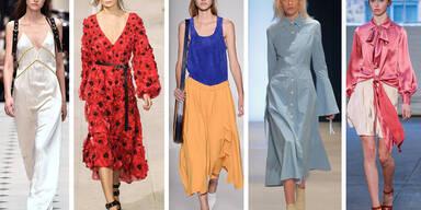 5 Trends, die wir nächsten Sommer tragen