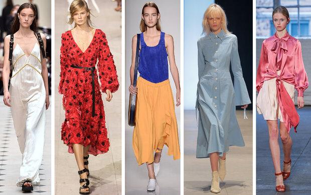 Diese 5 Trends tragen wir nächsten Sommer