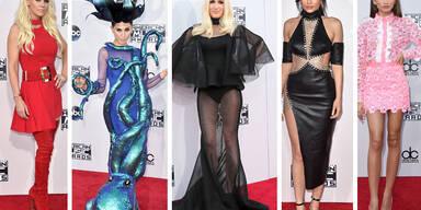 Horror-Styles bei den American Music Awards