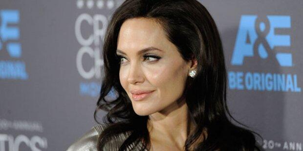 Krebsangst: Jolie ließ Eierstöcke entfernen