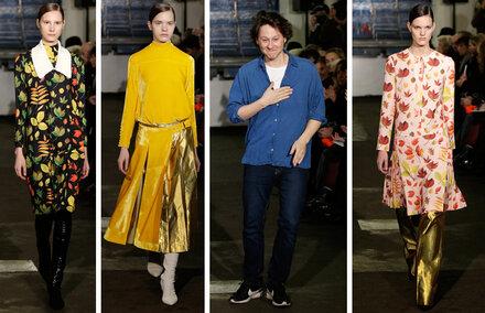 Mailand Fashion Week feiert Arthur Arbesser