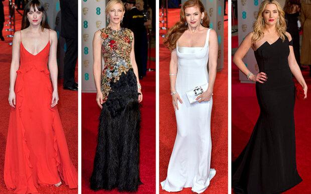 Die Tops und Flops der BAFTA Verleihung