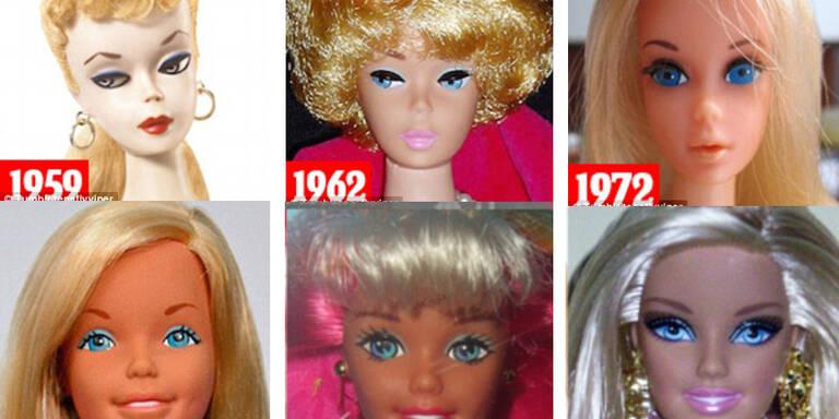 So arg hat sich Barbie verändert