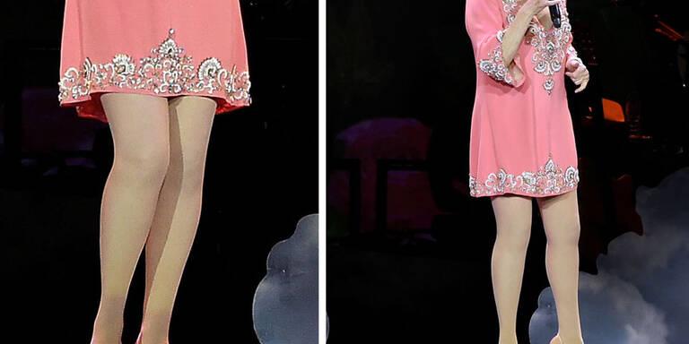 Diese Beine werden dieses Jahr 70!