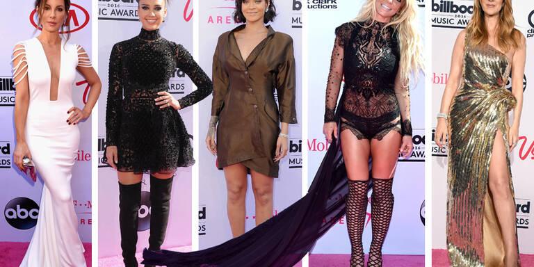 So stylisch waren die Billboard Music Awards