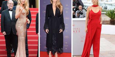 Blake Lively -Stylisches Babybauch-Debüt in Cannes