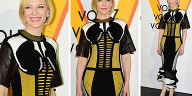 Cate Blanchett im Bienen-Look